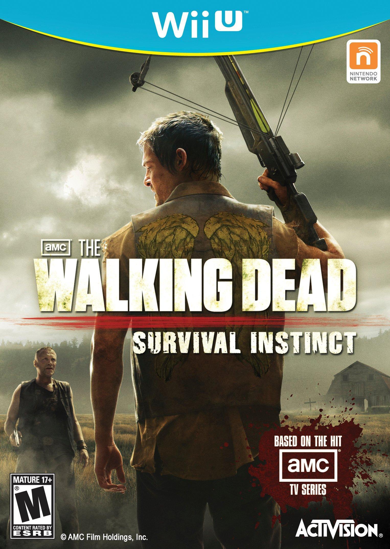 The Walking Dead Survival Instinct Nintendo Wii U Gamestop