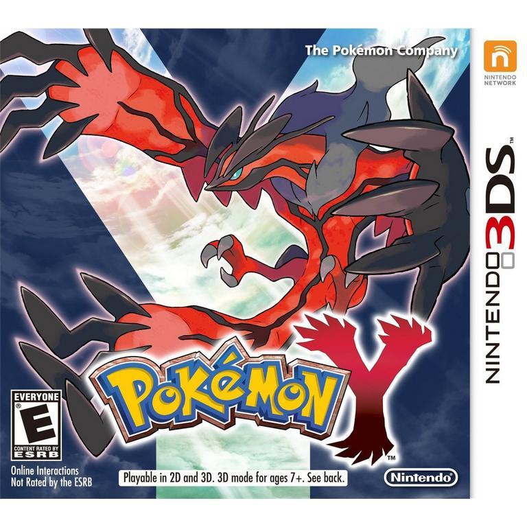 Pokemon Y | Nintendo 3DS | GameStop