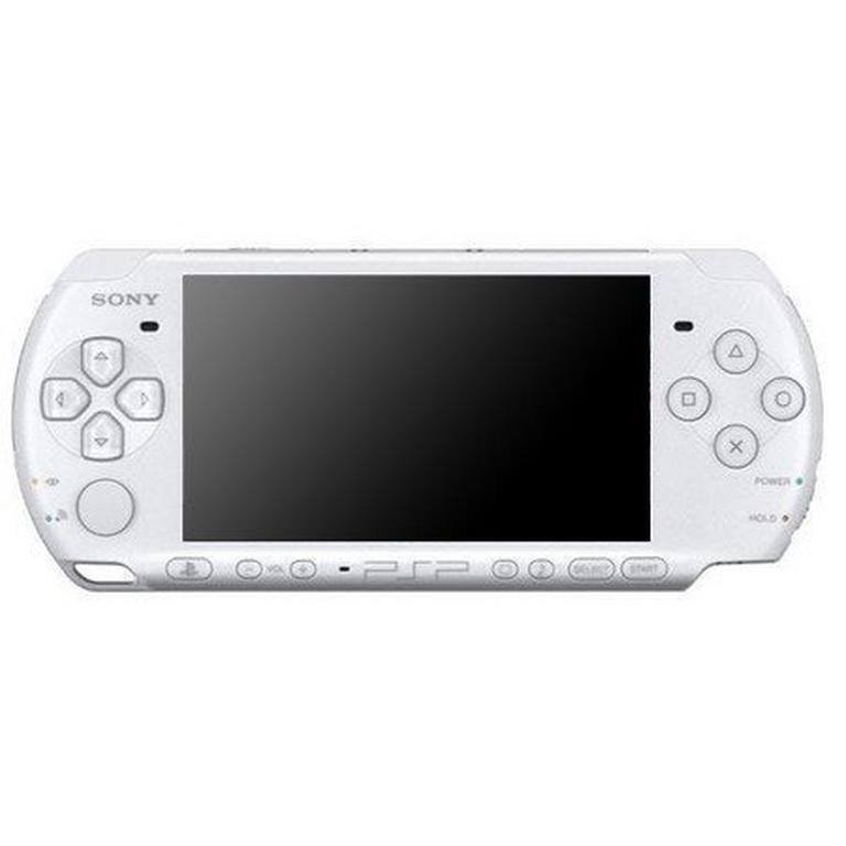 Sony PSP System 3000 - White (ReCharged Refurbished)