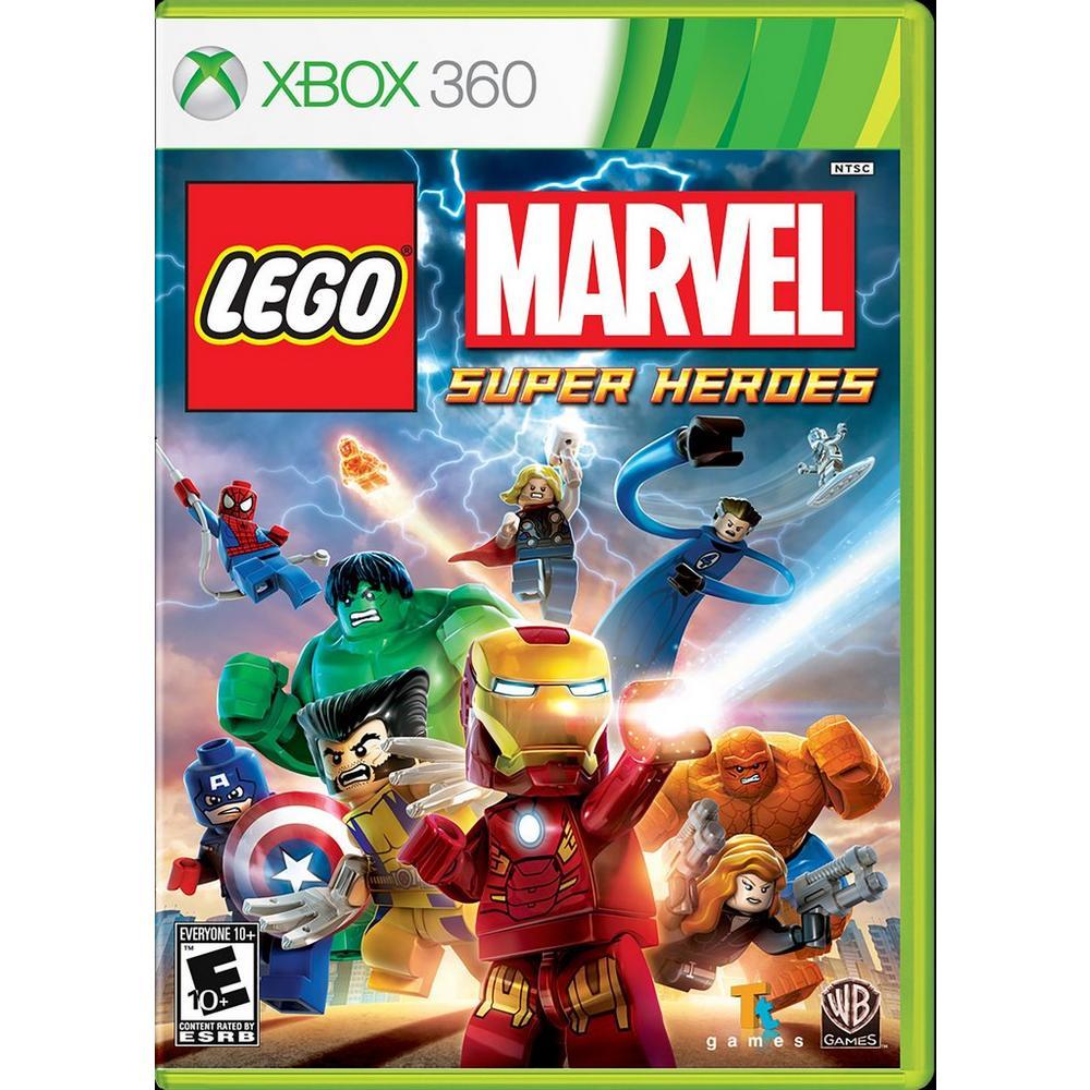 LEGO Marvel Super Heroes | Xbox 360 | GameStop