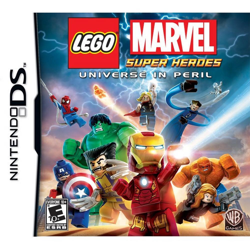 LEGO Marvel Super Heroes: Universe in Peril | Nintendo DS | GameStop