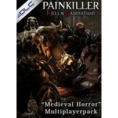 Painkiller Hell & Damnation Medieval Horror DLC