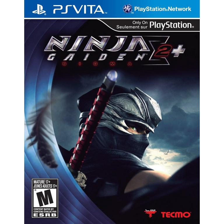 Ninja Gaiden Sigma 2 Plus Ps Vita Gamestop