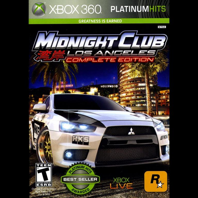 Midnight Club: Los Angeles Complete Edition