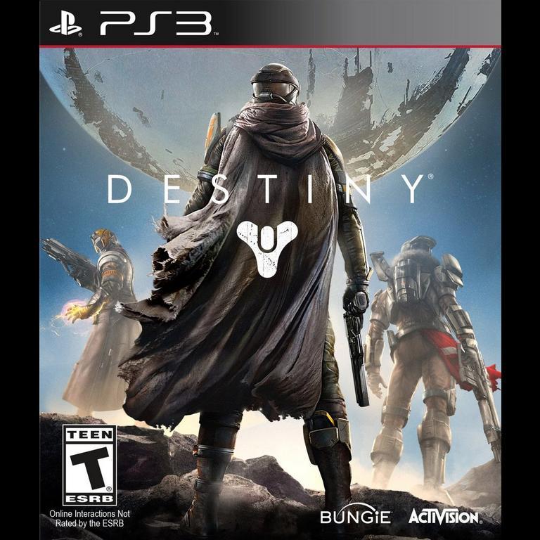 Destiny Playstation 3 Gamestop