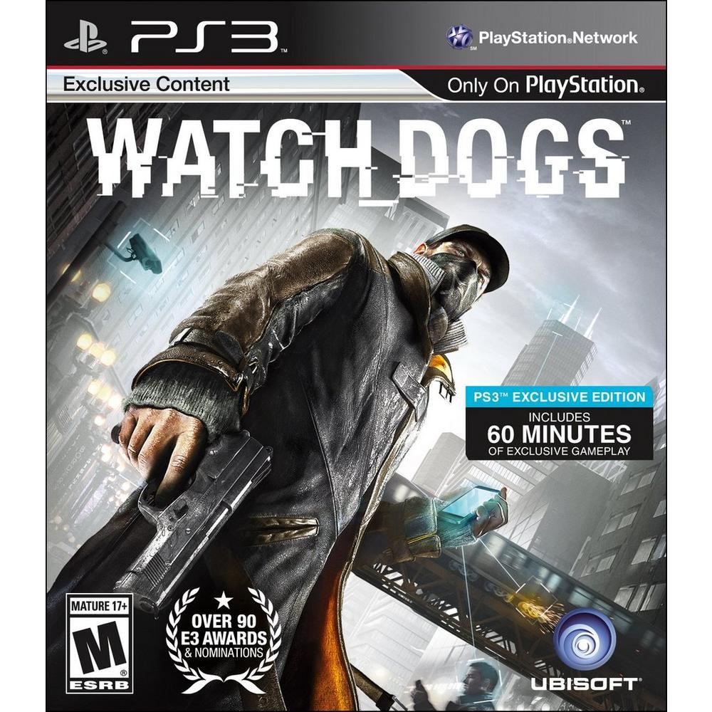 Watch Dogs   PlayStation 3   GameStop