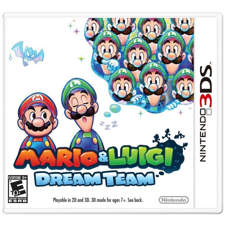 Mario & Luigi: Dream Team | Nintendo 3DS | GameStop