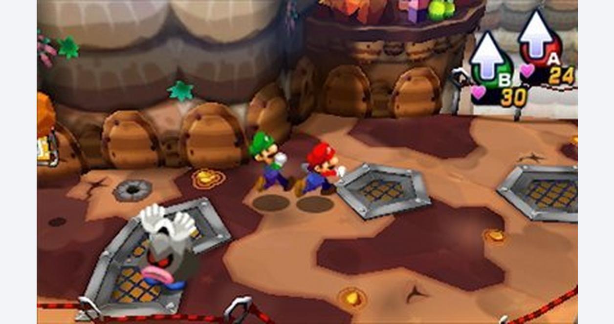 Mario Luigi Dream Team Nintendo 3ds Gamestop
