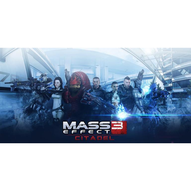 Mass Effect 3: Citadel - Single Player DLC