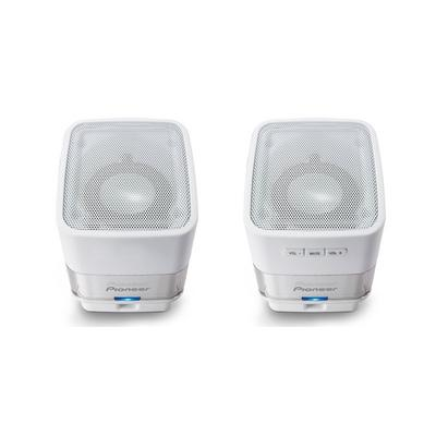 S-MM201-W USB powered speakers - Refurbished
