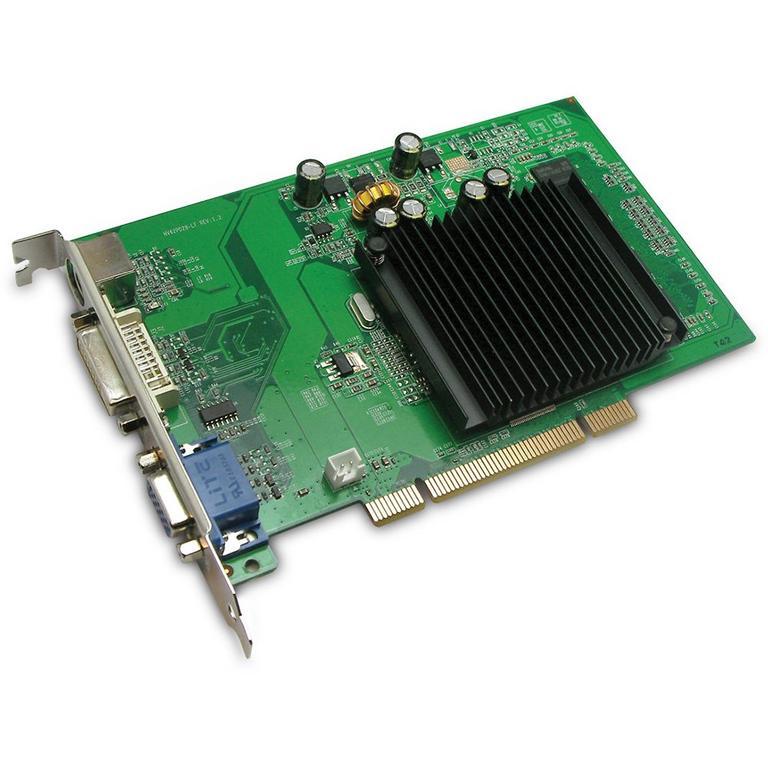 NVIDIA GeForce 6200 512MB DDR2 PCI Graphics Card