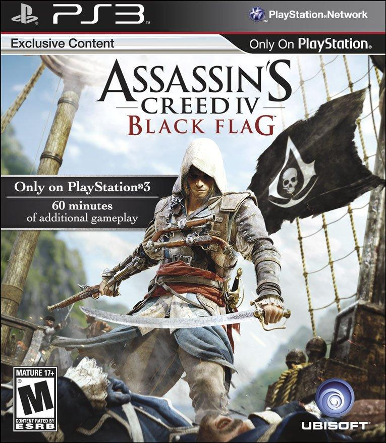 Assassin S Creed Iv Black Flag Playstation 3 Gamestop