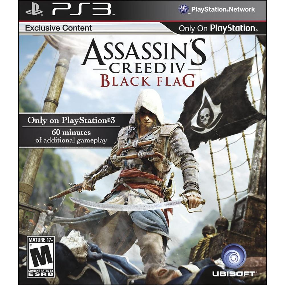 Assassin's Creed IV Black Flag | PlayStation 3 | GameStop