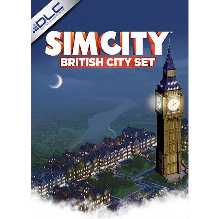 SimCity British City Set