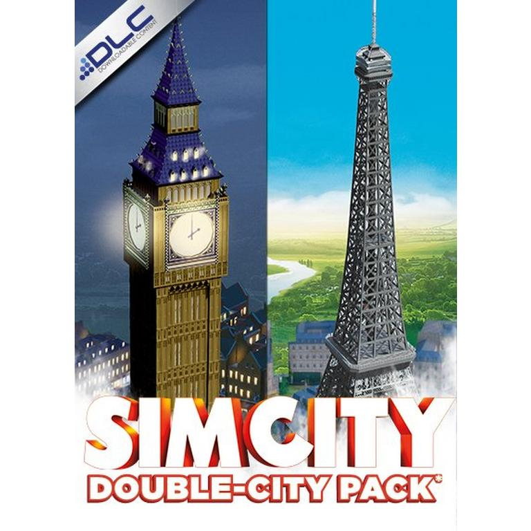 SimCity Double City Pack