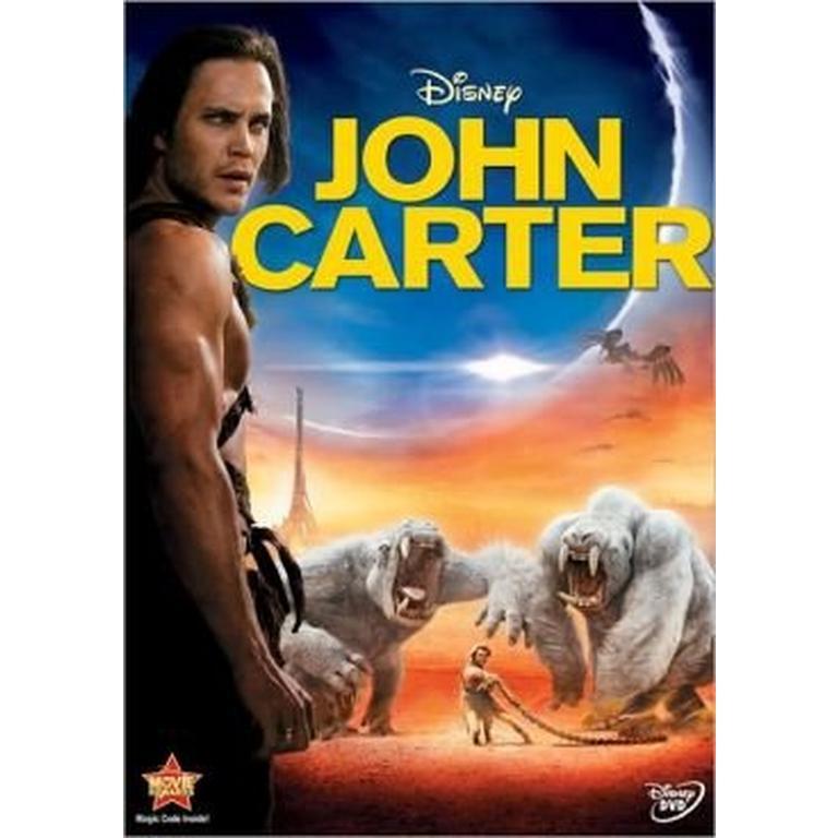 John Carter (clear case)