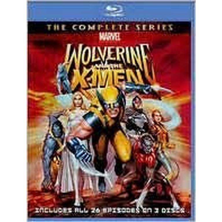 Wolverine & The X-Men: Complete
