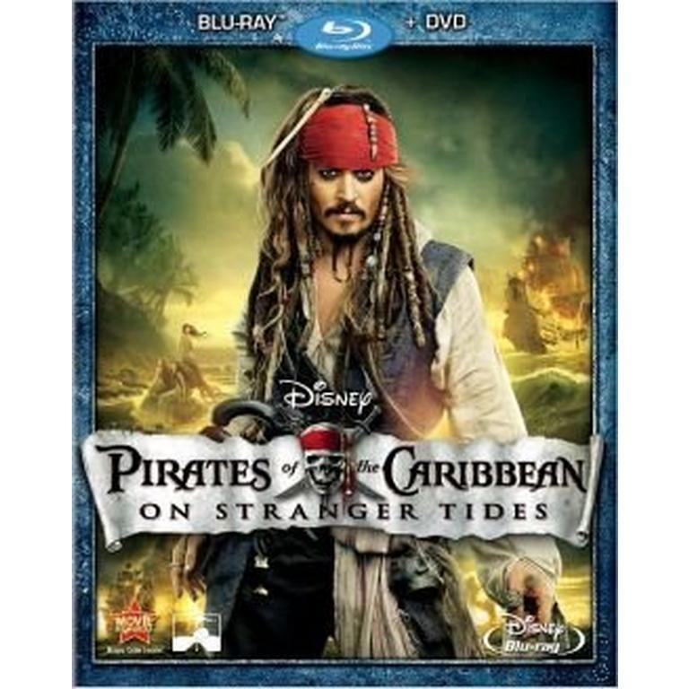 Pirates of the Carribean: Stranger Tides