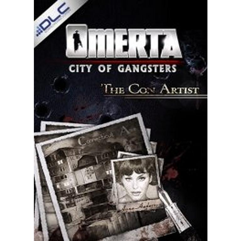 Omerta: City of Gangsters - The Con Artist