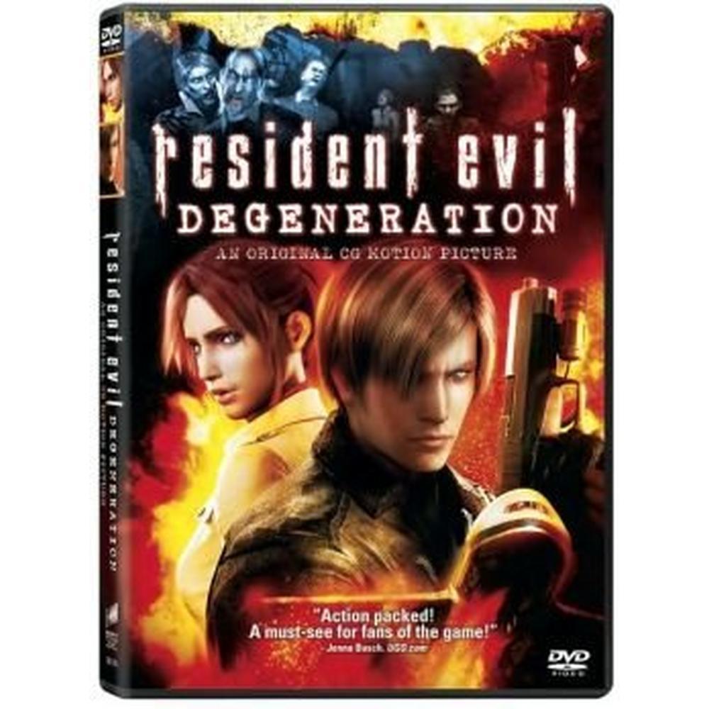 Resident Evil Degeneration Gamestop