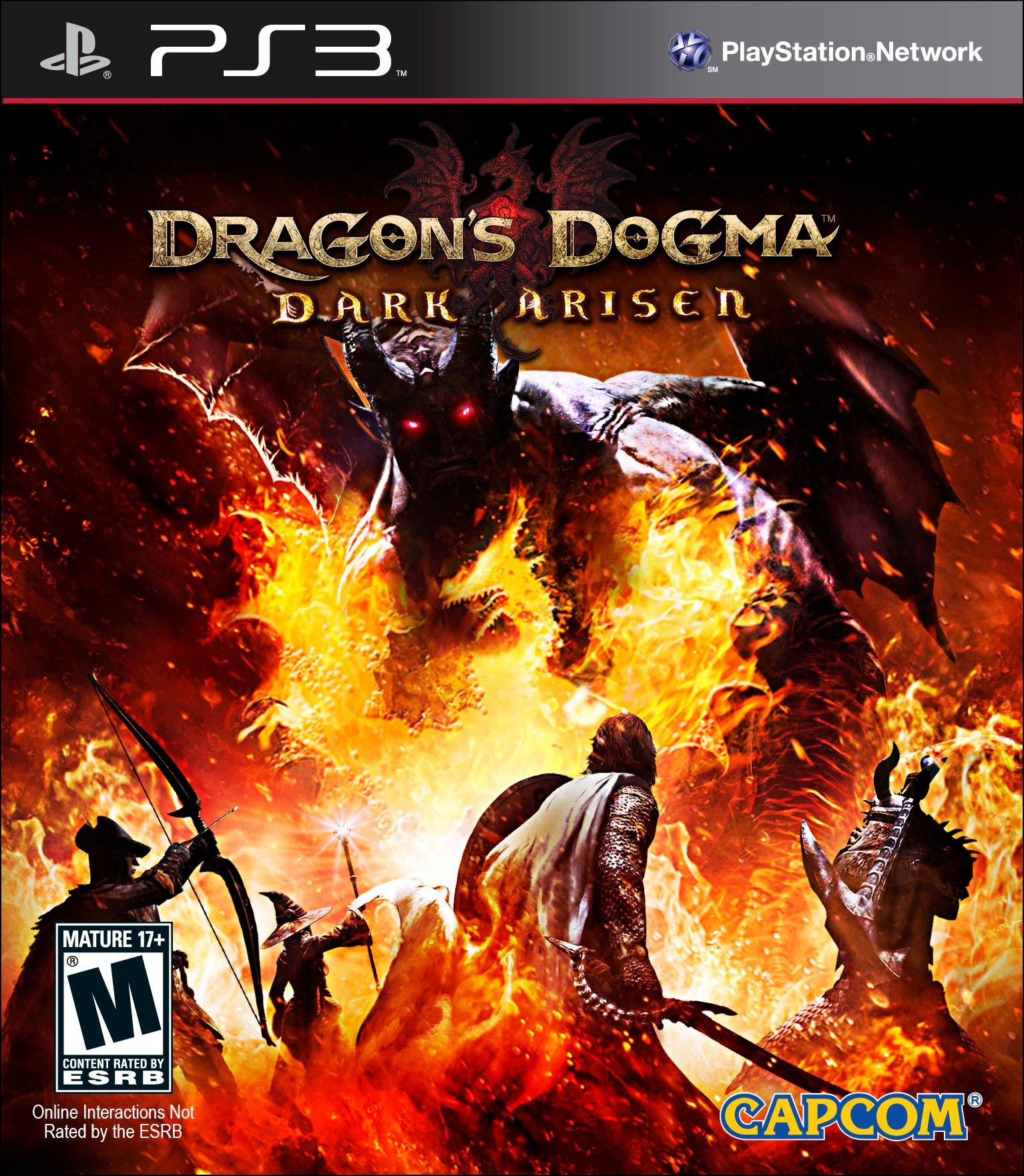 Dragon's Dogma: Dark Arisen | PlayStation 3 | GameStop