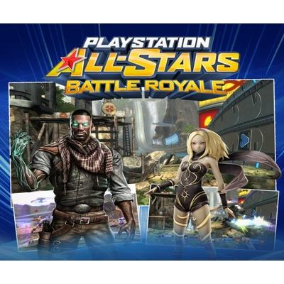 PS All-Stars PS Vita Kat, Emmett and Fearless Pack