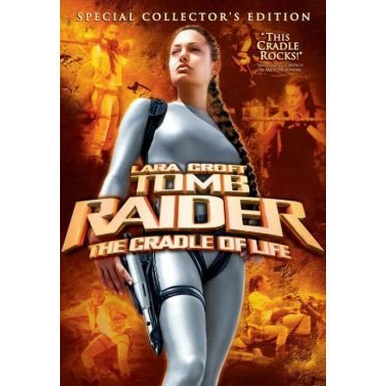 Tomb Raider The Cradle Of Life Gamestop