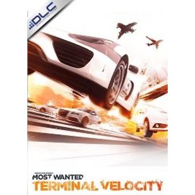 Need for Speed Most Wanted Terminal Velocity