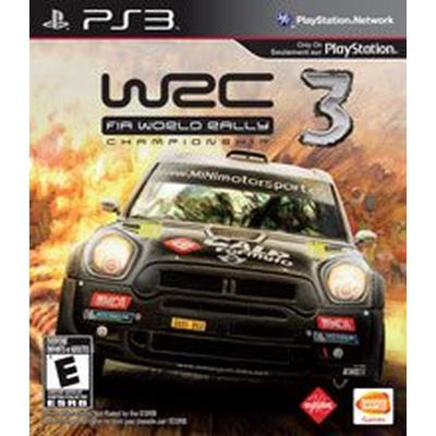 WRC 3 FIA World Rally Championship 2012