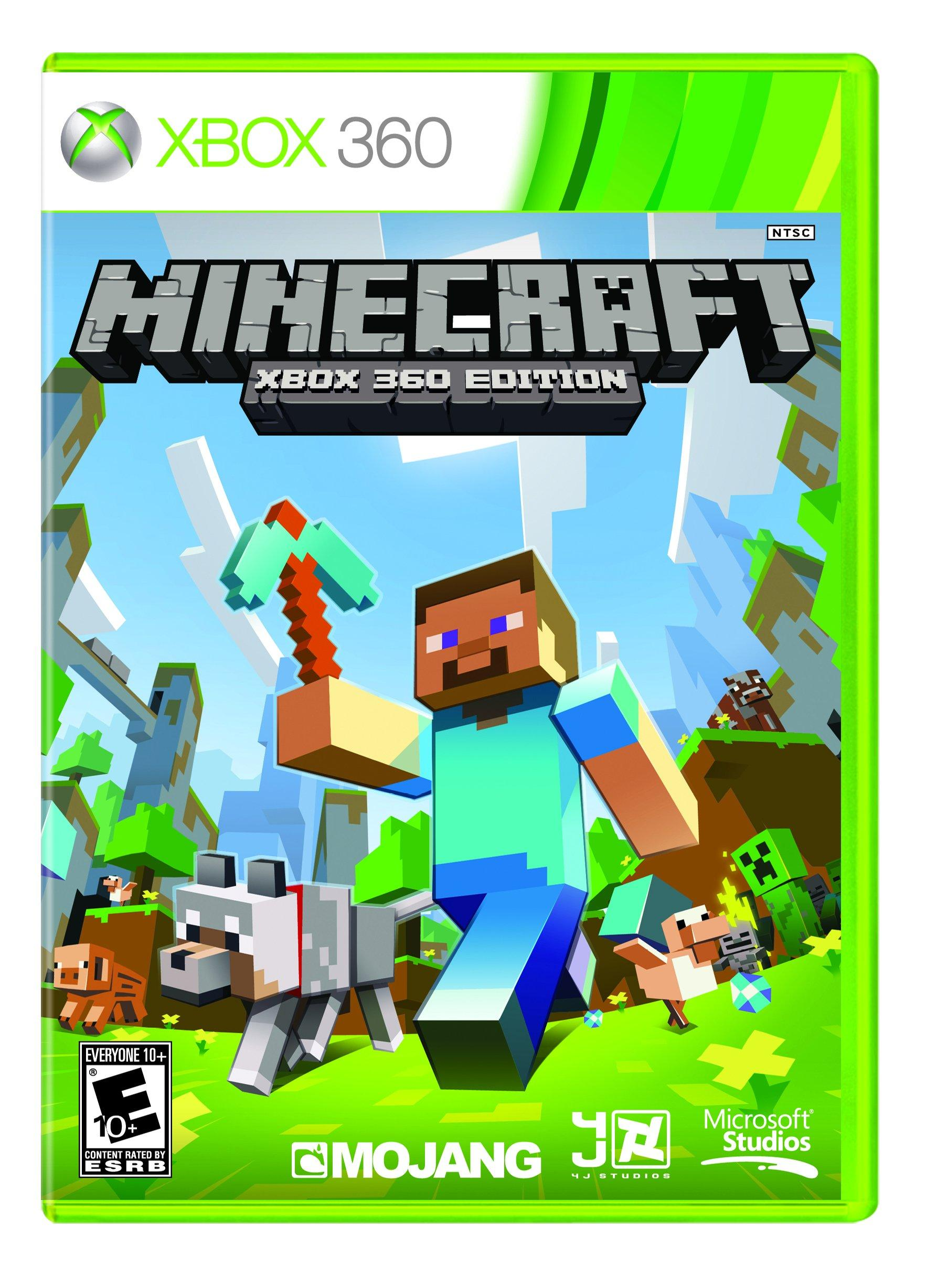 Minecraft Xbox 360 Edition Xbox 360 Gamestop
