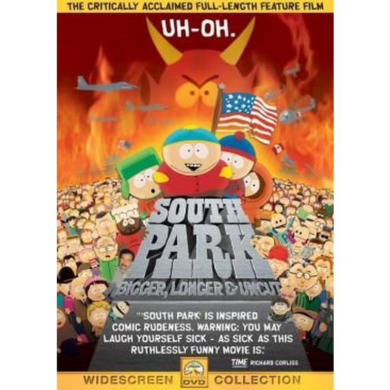 South Park: Bigger, Longer, and Uncut