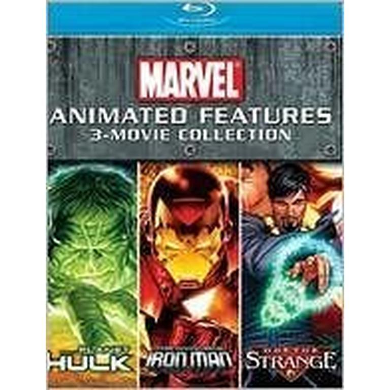 Marvel Animated (3 Movie Set)