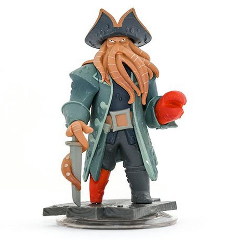 Disney INFINITY Davy Jones Figure