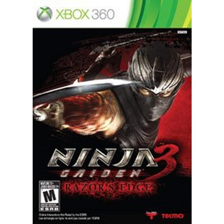 Trade In Ninja Gaiden 3 Razor S Edge Gamestop