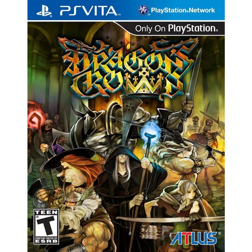 Dragon's Crown   PS Vita   GameStop
