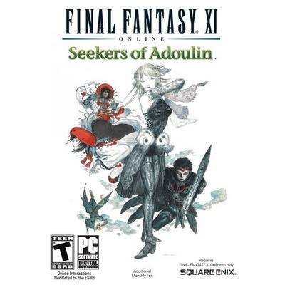 FINAL FANTASY XI Seekers of Adoulin