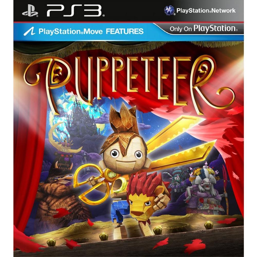 Puppeteer | PlayStation 3 | GameStop