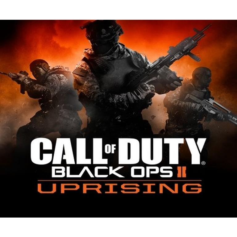Call of Duty: Black Ops II Uprising Map Pack