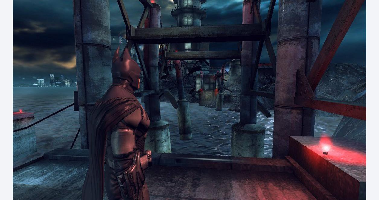 Batman Arkham Origins: Blackgate