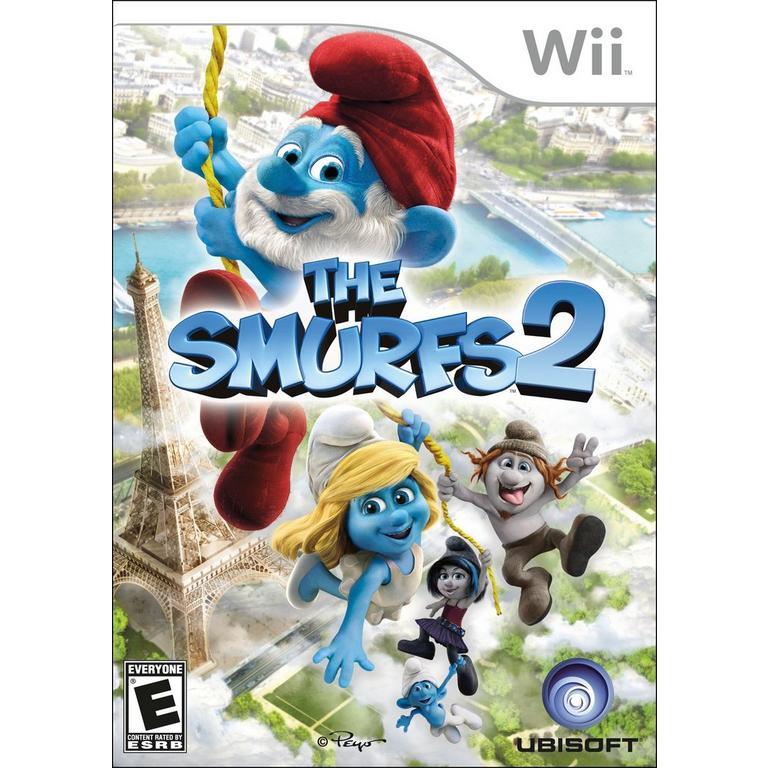The Smurfs 2 Nintendo Wii Gamestop