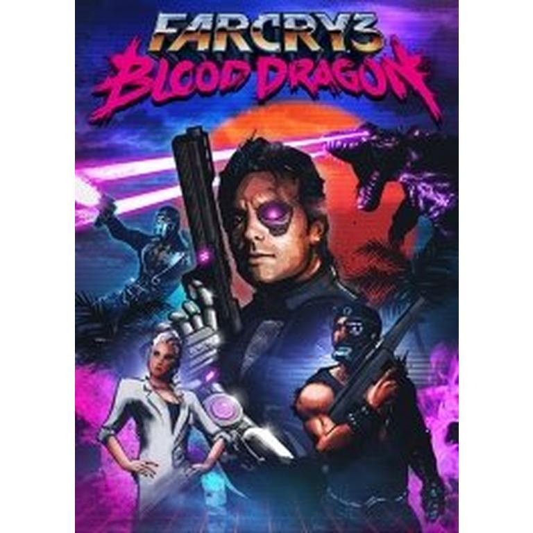 Far Cry 3 Blood Dragon Pc Gamestop