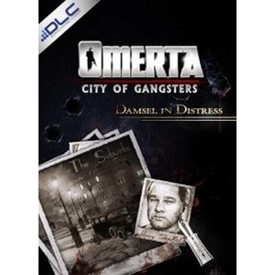 Omerta - City of Gangsters - Damsel in Distress