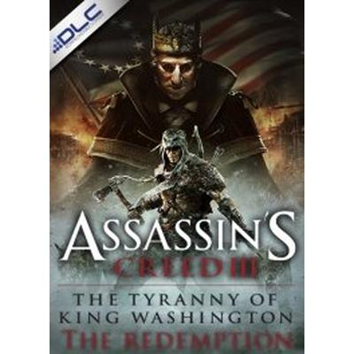 Assassin's Creed III The Tyranny of King Washington: The Redemption