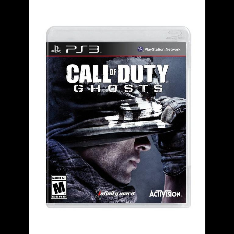 Call Of Duty Ghosts Playstation 3 Gamestop