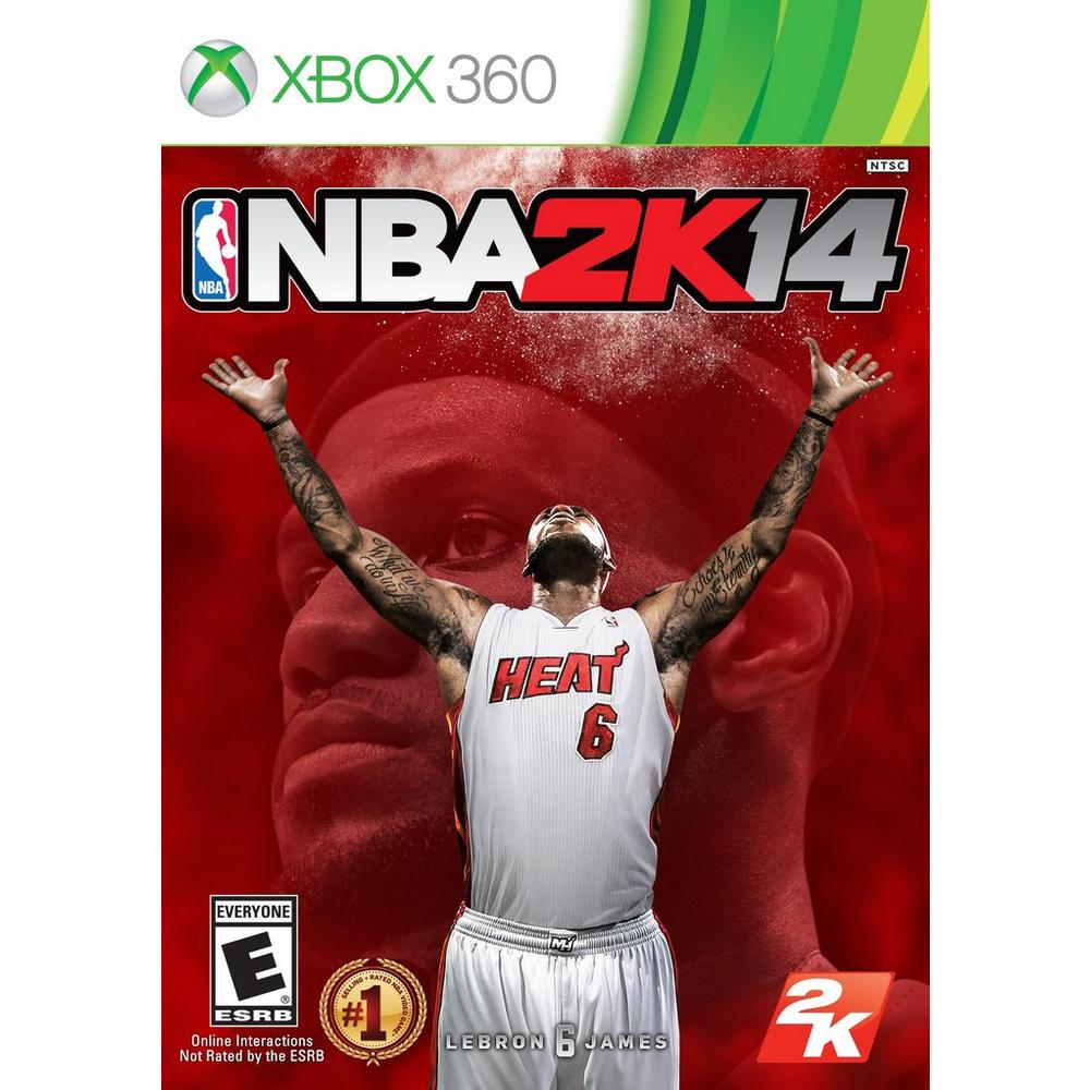 quality design 42317 633f7 NBA 2K14   Xbox 360   GameStop