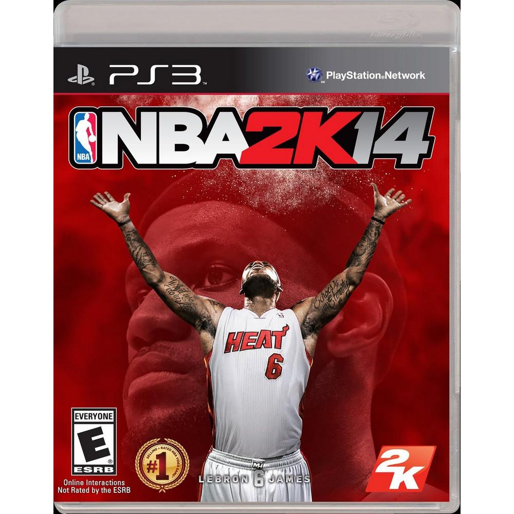 NBA 2K14 | PlayStation 3 | GameStop