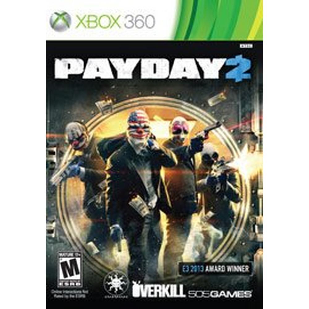 Payday 2 | Xbox 360 | GameStop