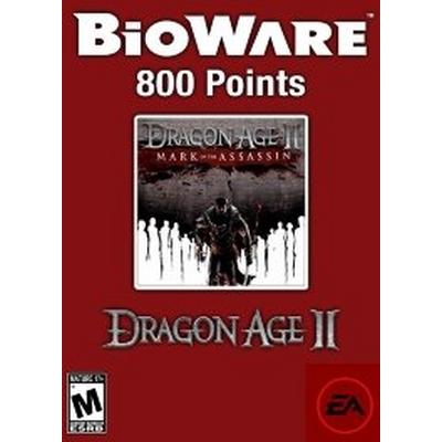 800 BioWare Points - Mark of the Assassin DLC