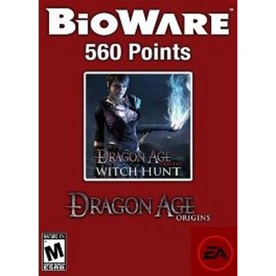 560 BioWare Points - Witch Hunt DLC