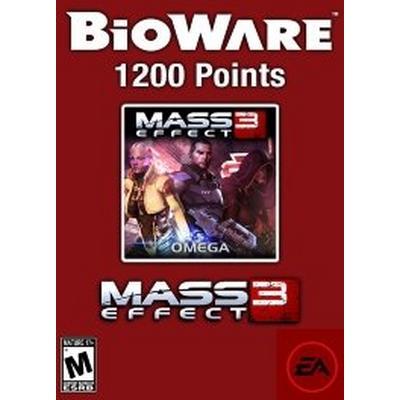 1200 BioWare Points - Omega DLC